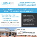 Business After Hours and Digital Social Media Workshop - Narembeen