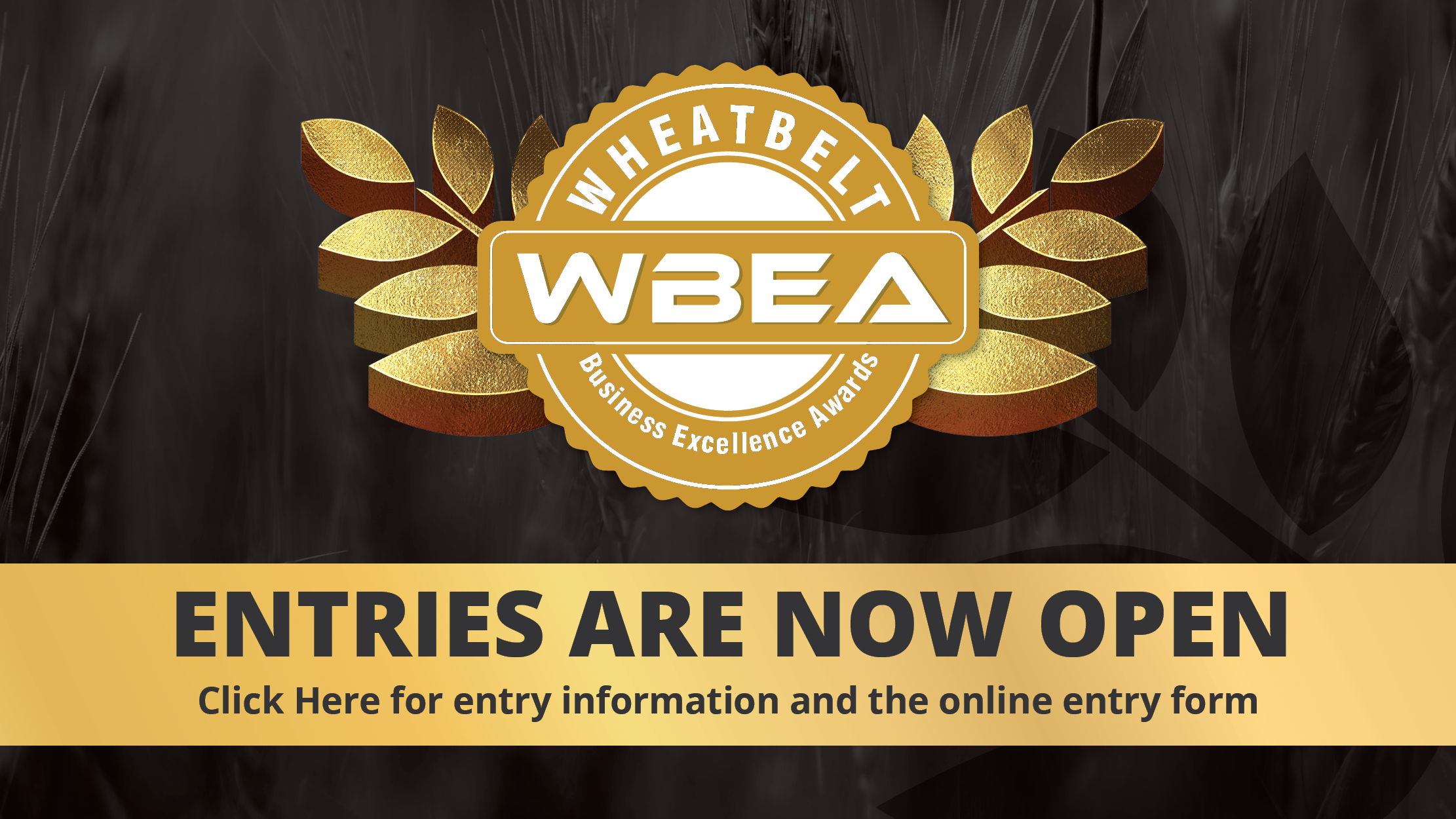 WBN Business Excellence Awards Entries are now open