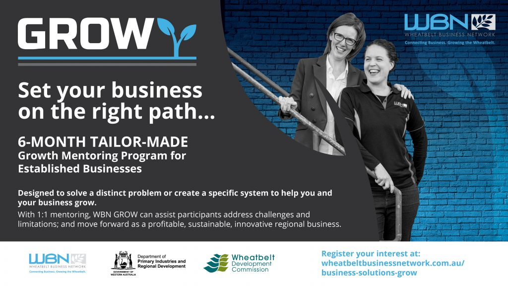 Set Your Business on the Right Path with WBN GROW