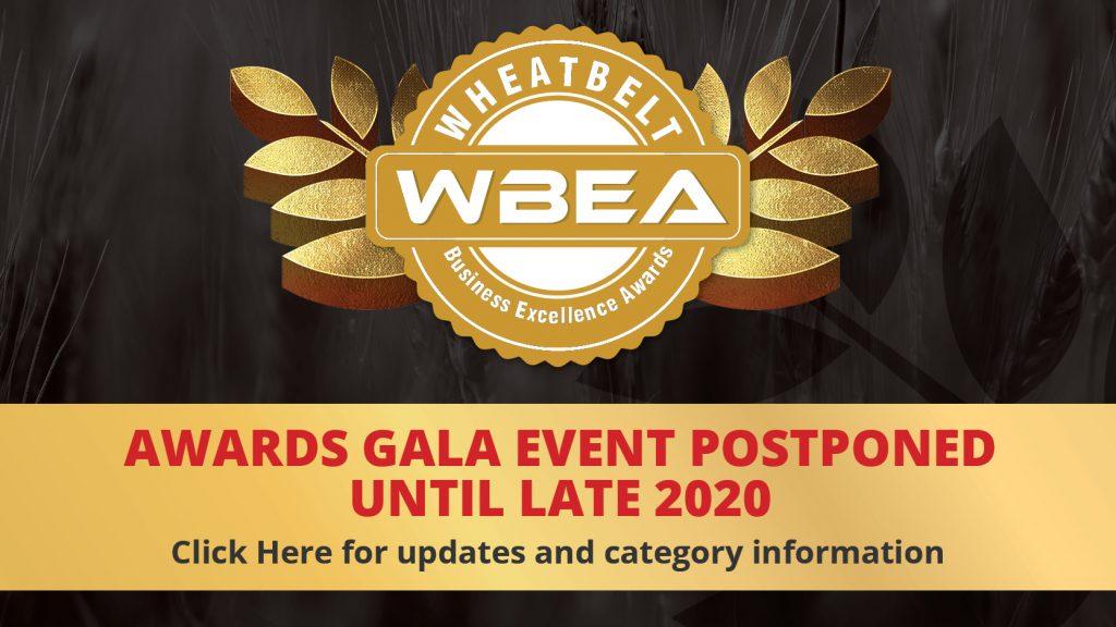 WBN Business Awards Night Postponed