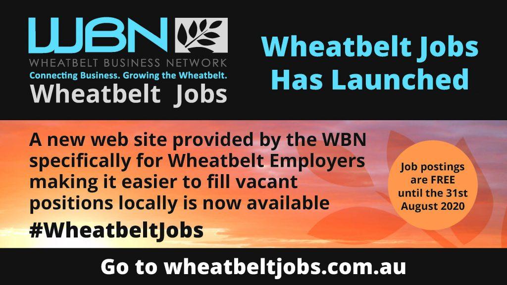 Wheatbelt Jobs #wheatbeltjobs