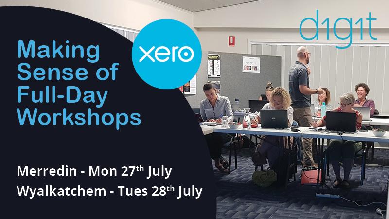 Xero Workshops Merredin and Wyalkatchem